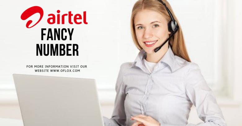 Airtel Fancy Numbers