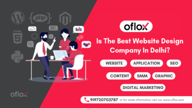 Oflox Is The Best Website Design Company In Delhi