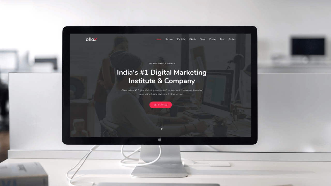 Top Web Design & Development Company In India