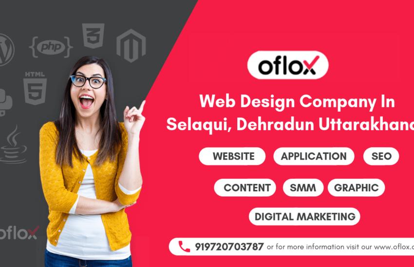 Web Design Company In Selaqui, Dehradun
