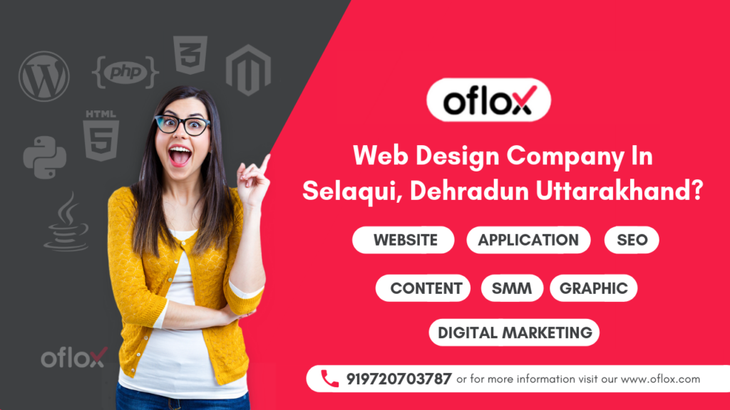 Web Design Company In Selaqui, Dehradun Uttarakhand