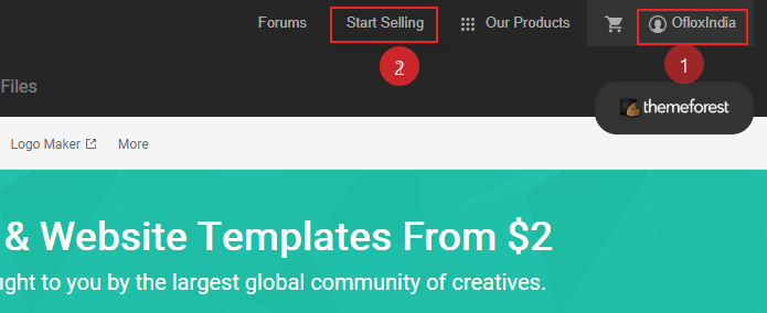 How To Sell WordPress Themes On Themeforest
