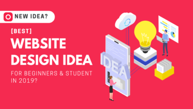 Website Design Ideas For Beginners