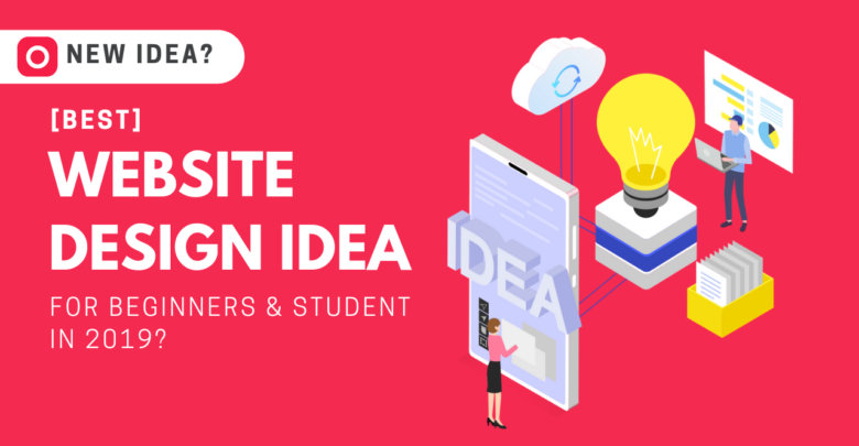 Website Design Ideas For Beginners
