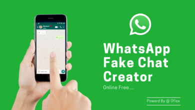 Fake WhatsApp Chat Creator Online Free