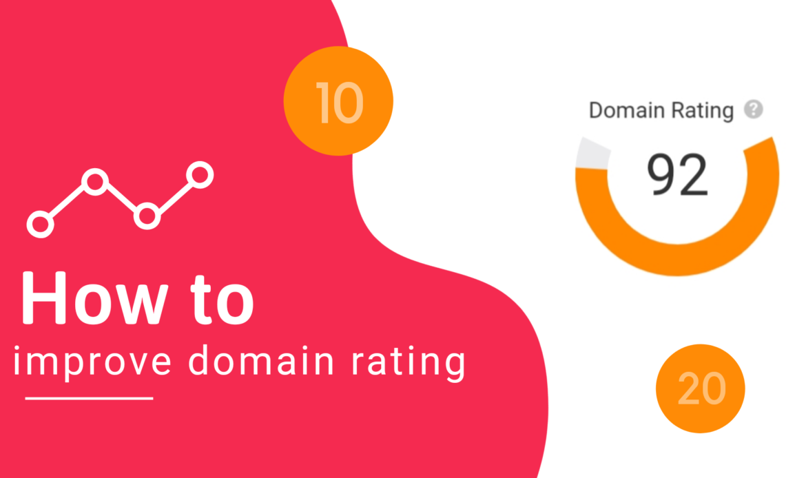 How To Improve Domain Rating