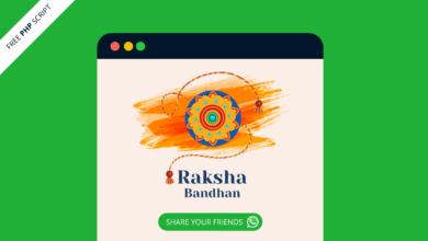 Raksha Bandhan WhatsApp Wishing Viral Script