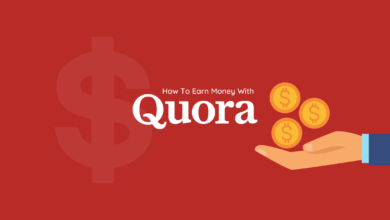 how to earn money with quora