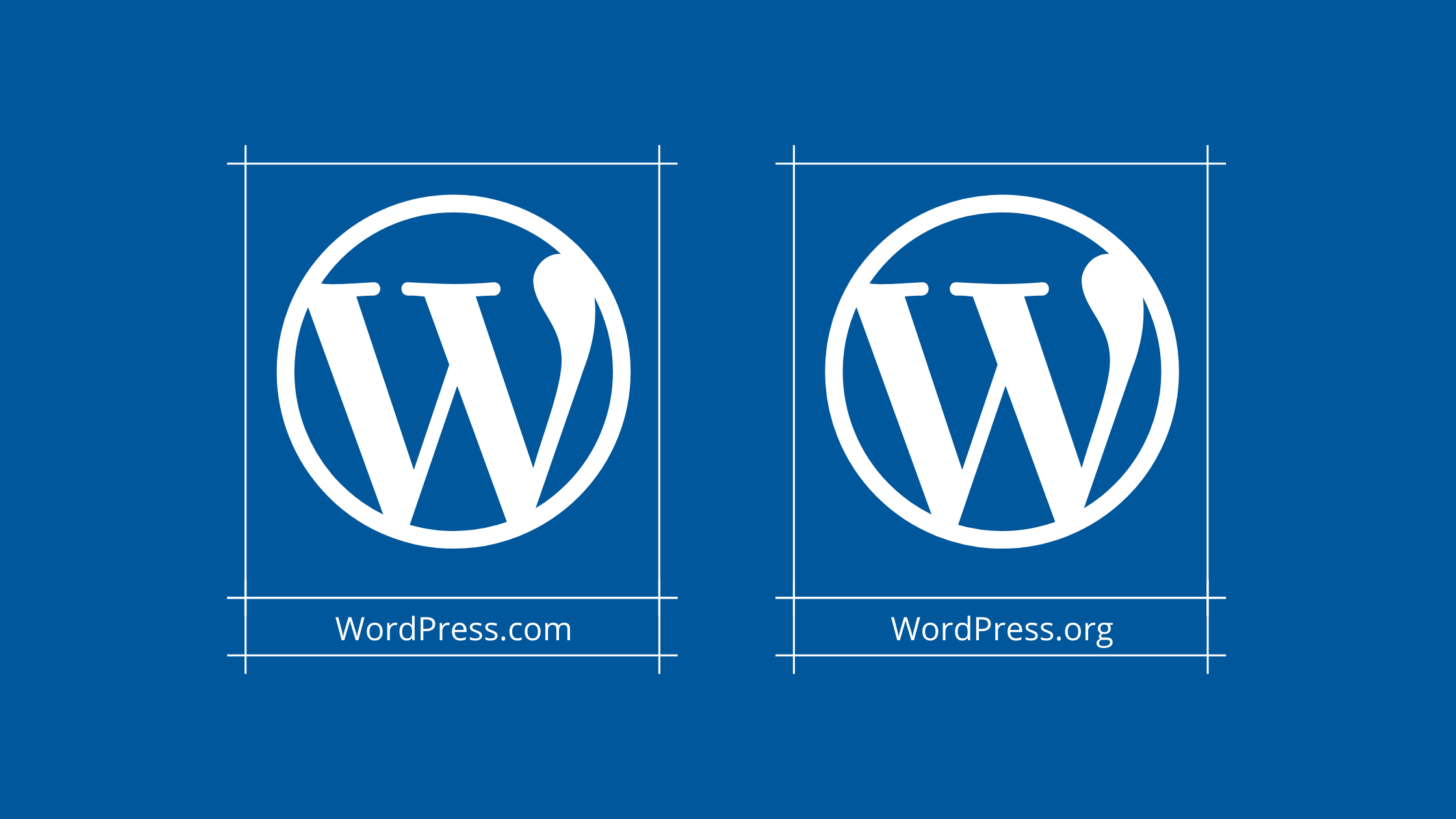 Difference Between WordPress.com vs WordPress.org