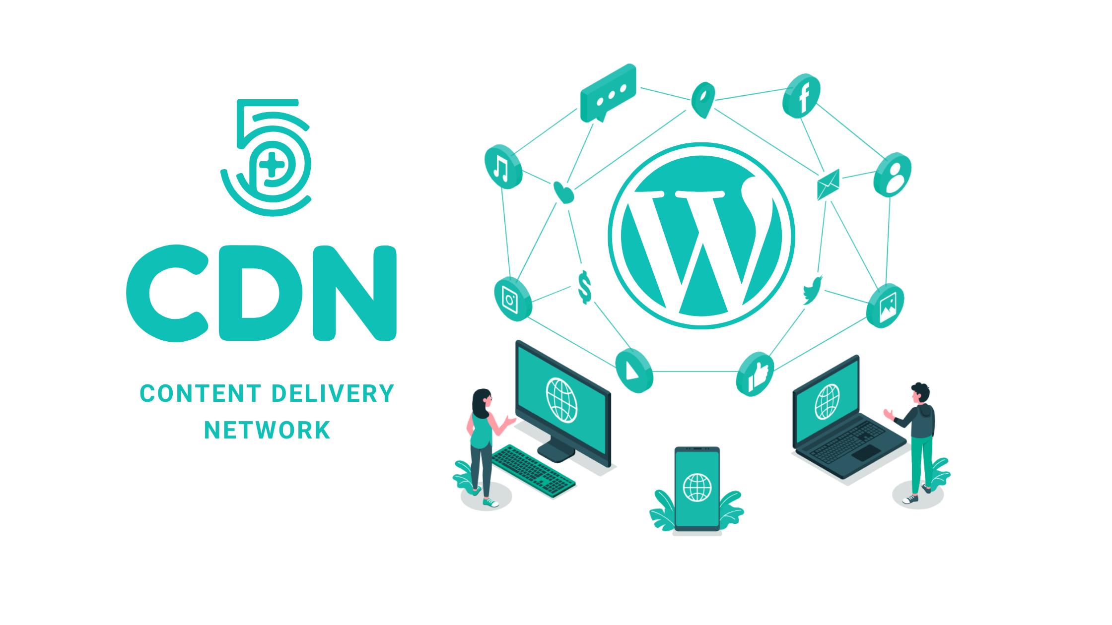 Best CDN Service For Wordpress