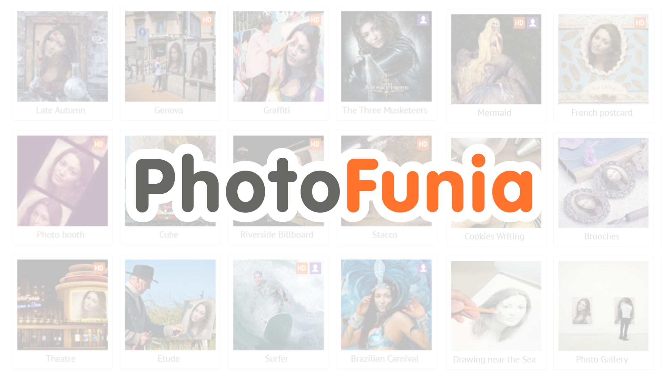 Website Like Photofunia