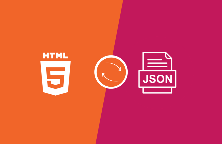 HTML To JSON Converter