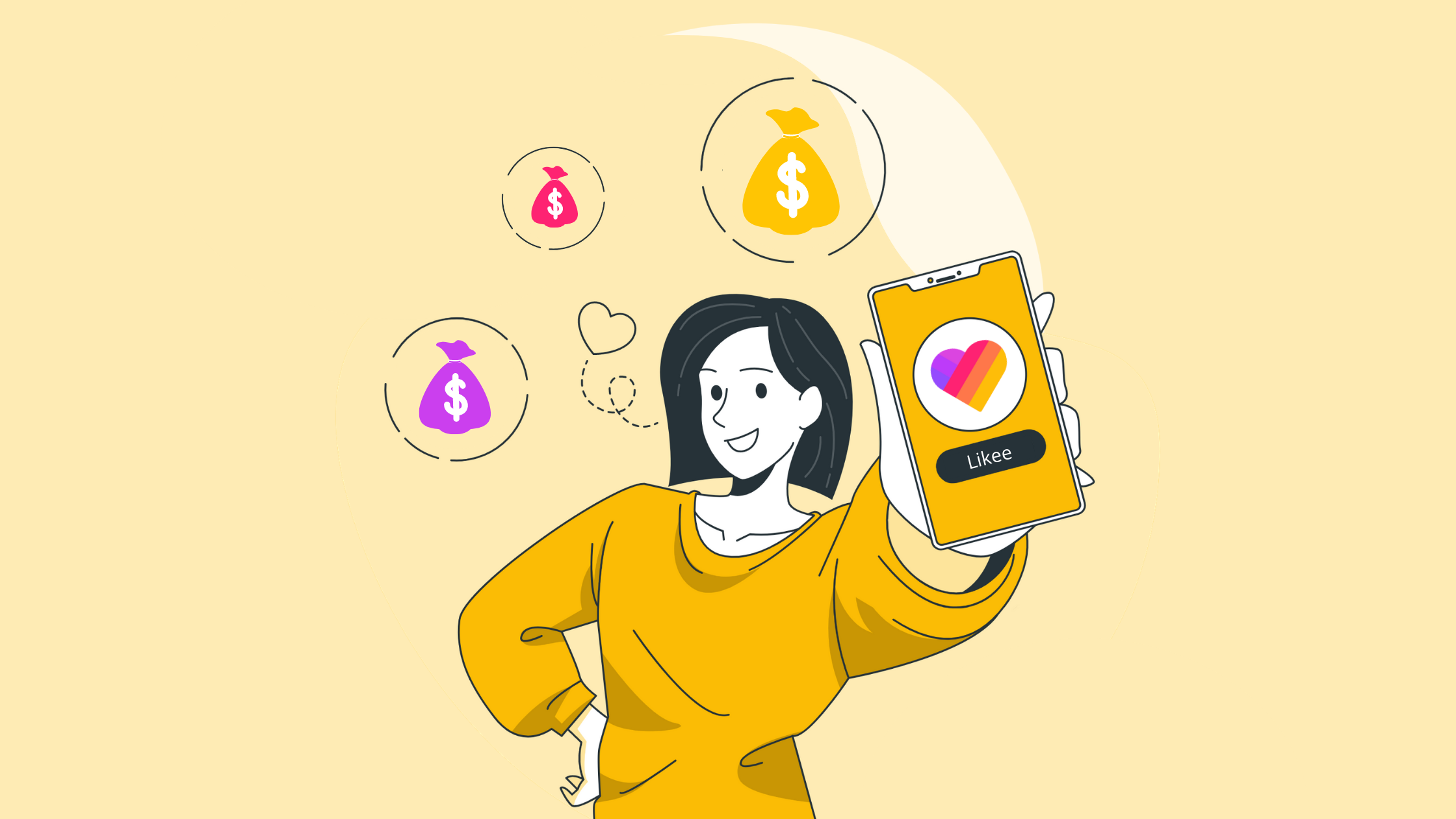 How To Earn Money From Like App