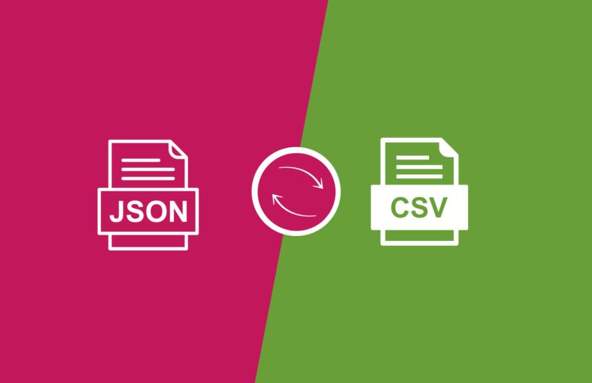 JSON To CSV Converter
