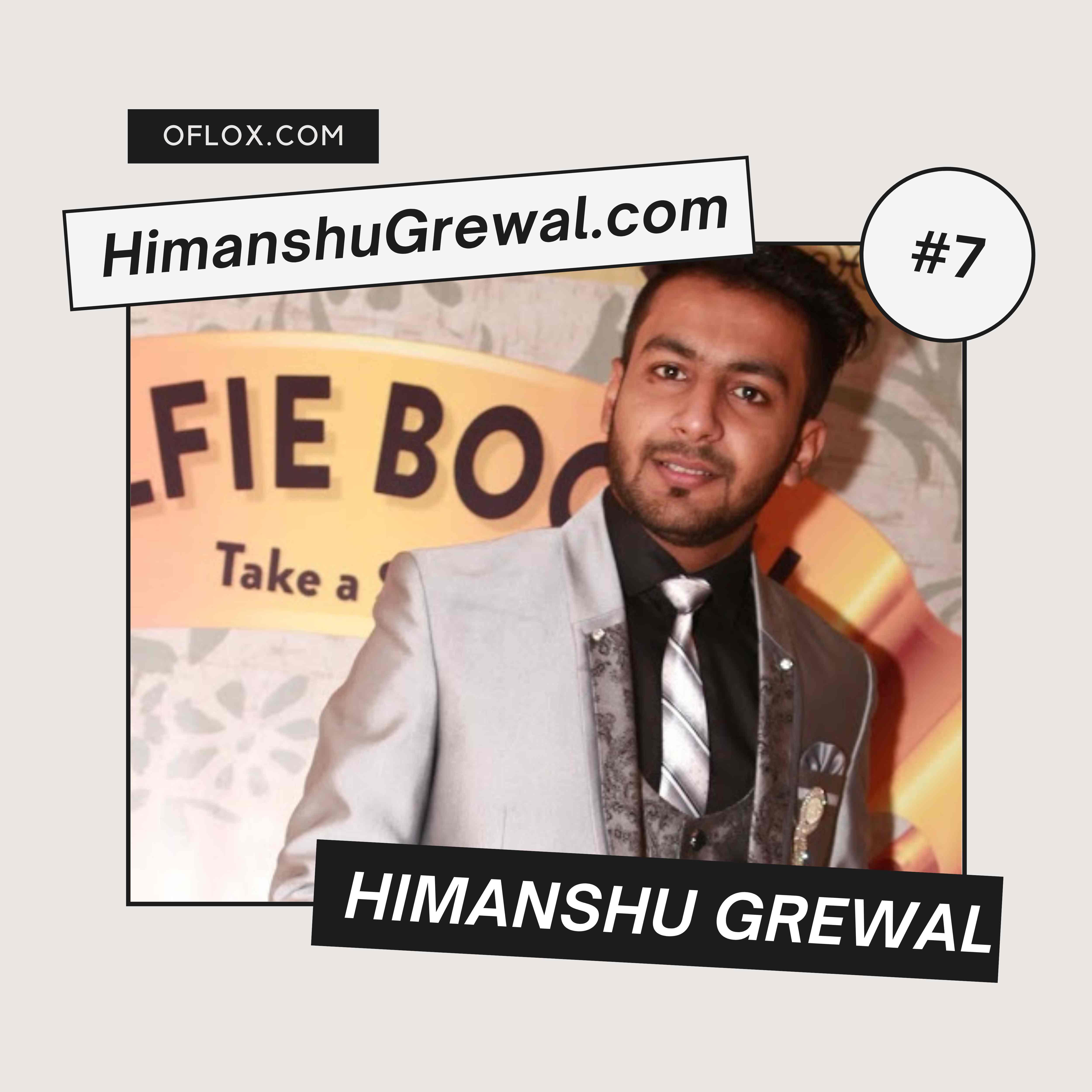 himanshugrewal.com