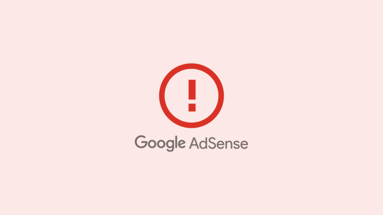 Ad Serving Limit Placed On Your AdSense account