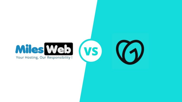 MilesWeb vs GoDaddy
