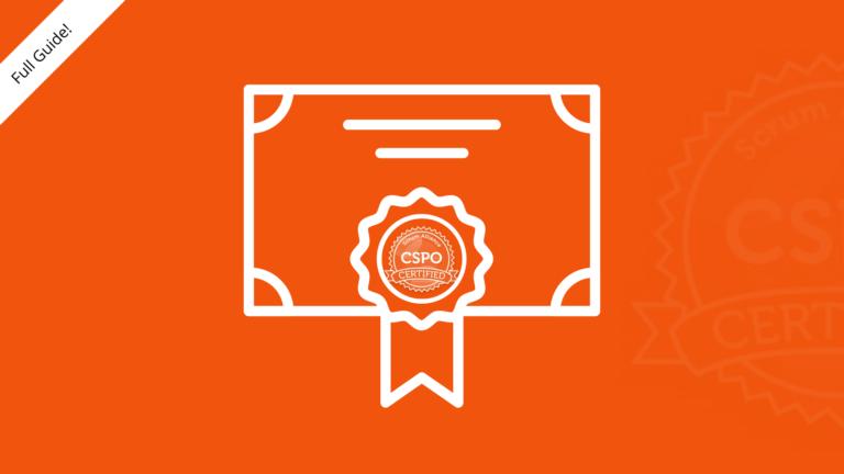 CSPO Certification